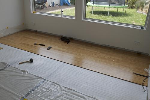 How To Prep A Floor For Installation Carolina Flooring