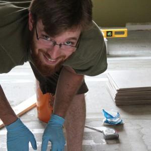 DIY Tile Flooring Installation