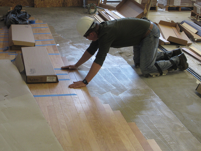 How to Choose the Right Wood Floor Installation Service | Carolina ...