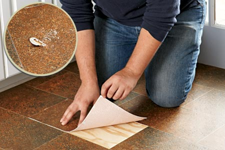How To Repair Vinyl Flooring Carolina Flooring Services