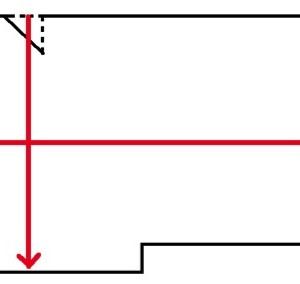Free room measuring