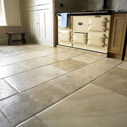 Lovely Stone Flooring Options