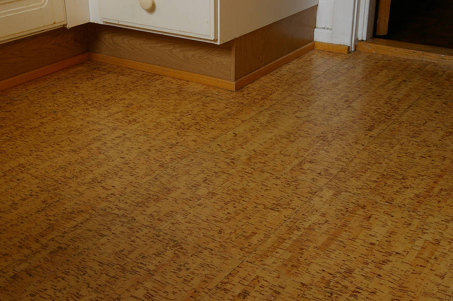 Medium image of how to clean cork floors