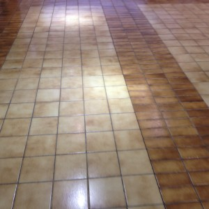 how to tile a floor
