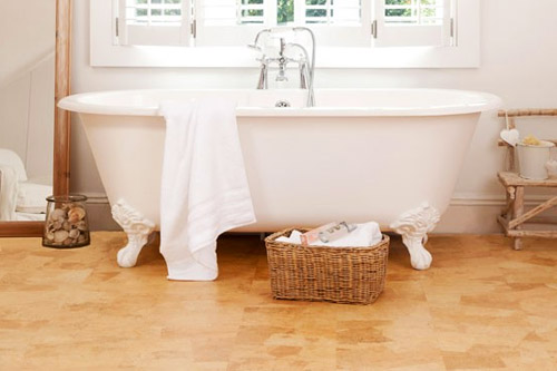 3 Reasons To Install A Cork Flooring In Your Bathroom