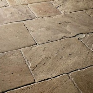 Stone Bathroom Flooring Texture
