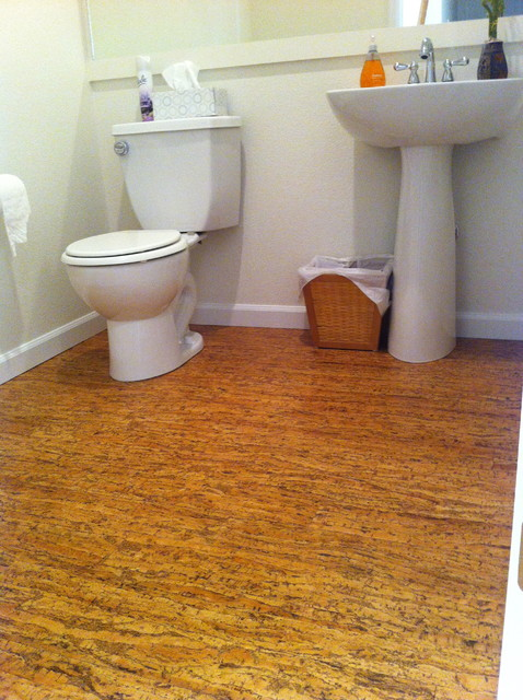 cork tiles bathroom bathroom flooring options for your master suite carolina 12526